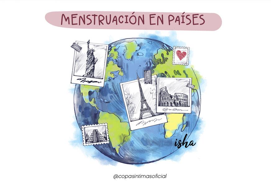 La Menstruación en el Mundo
